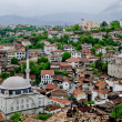 View over old town in Safranbolu, Turkey - Stock Photo