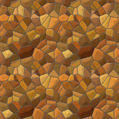 Stone wall seamless texture tile — Stock Photo