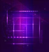 Abstract art vector background — Stock Vector