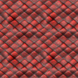 Seamless leather upholstery texture — Stock Photo