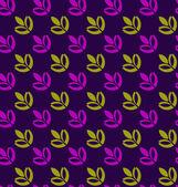 Azulejo del vector del patrón ornamento inconsútil — Vector de stock