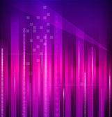 Digital world background — Stock Vector