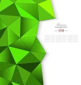 Fondo de mosaico geométrico abstracto — Vector de stock