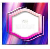 Elegant creative template — Stock Photo