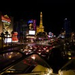 Vegas at night — Stockfoto