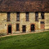 法国修道院 — 图库照片