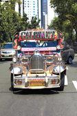 Jeepney — Foto Stock
