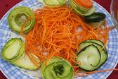 Decor salad — Stock Photo