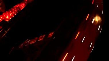 Luna park — Stock Video