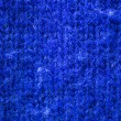Blue gray wool — Stock Photo