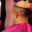 Hairdressing salon — Stock Video