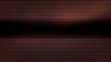 Cyber noise signal loop  Abstract digital background — Stock Video