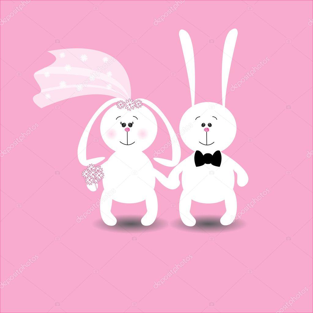 Поздравления на свадьбу заяц
