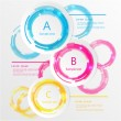 Colorful circles — Stock Vector #30746941