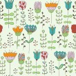Floral seamless — Stock Vector #33786123