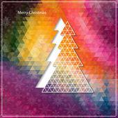 рождество и новый год фон — Cтоковый вектор