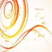 фон абстрактный спираль — Cтоковый вектор