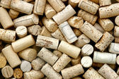 Close-up of Corks — Stock Photo