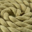 Rope building circles — Stock Photo