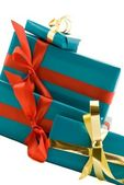 Some gifts — Stock Photo