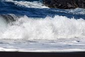 A breaking wave — Stock Photo