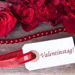 Stock Photo: Valentines Background
