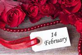 Fond pour saint valentin — Photo