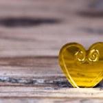 Heart Background — Stock Photo #50284233