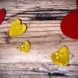 Lovely Heart Background II — Stock Photo #50284439