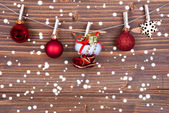 Christmas Background IV — Stock Photo