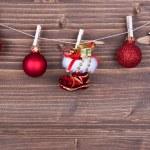 Christmas Background II — Stock Photo #51466165