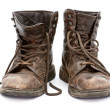 Old boots — Stock Photo #14785513