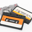 Stock Photo: Cassettes tape