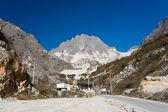 Carrara marble quarry - Ponti di Vara — 图库照片