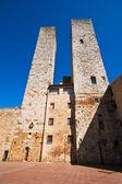 San Gimignano — 图库照片