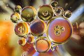 Красочные пузыри — Стоковое фото