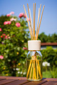 Home fragrance diffuser — Stock Photo