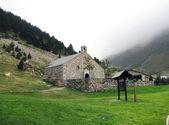 Hermitage v val de nuria — Stock fotografie