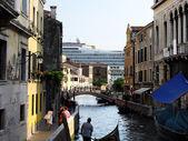 Transatlantic in Venice — Stock Photo