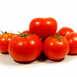 Tomatoes red — Stock Photo