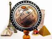 Travel around the world — Stock Photo