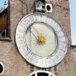 San Giacomo di Rialto's Clock — Stock Photo #18075415