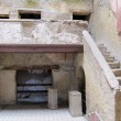 Stock Photo: Ancient roman house