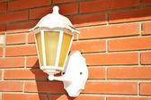 Vintage Lamp — Stock Photo