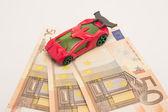 автомобильные экономика — Стоковое фото