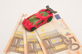 Economia automotiva — Fotografia Stock