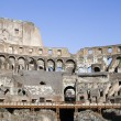 Coloseum inside Rome Italy — Stock Photo #22427869
