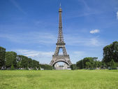 Pictorial eiffel tower — Stock Photo