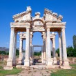Stock Photo: Famous Tetrapylon Gate in Aphrodisias