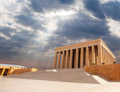 Mausoleum of Ataturk, Ankara Turkey — Stock Photo
